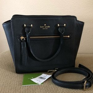 Kate Spade Chester Street Allyn satchel